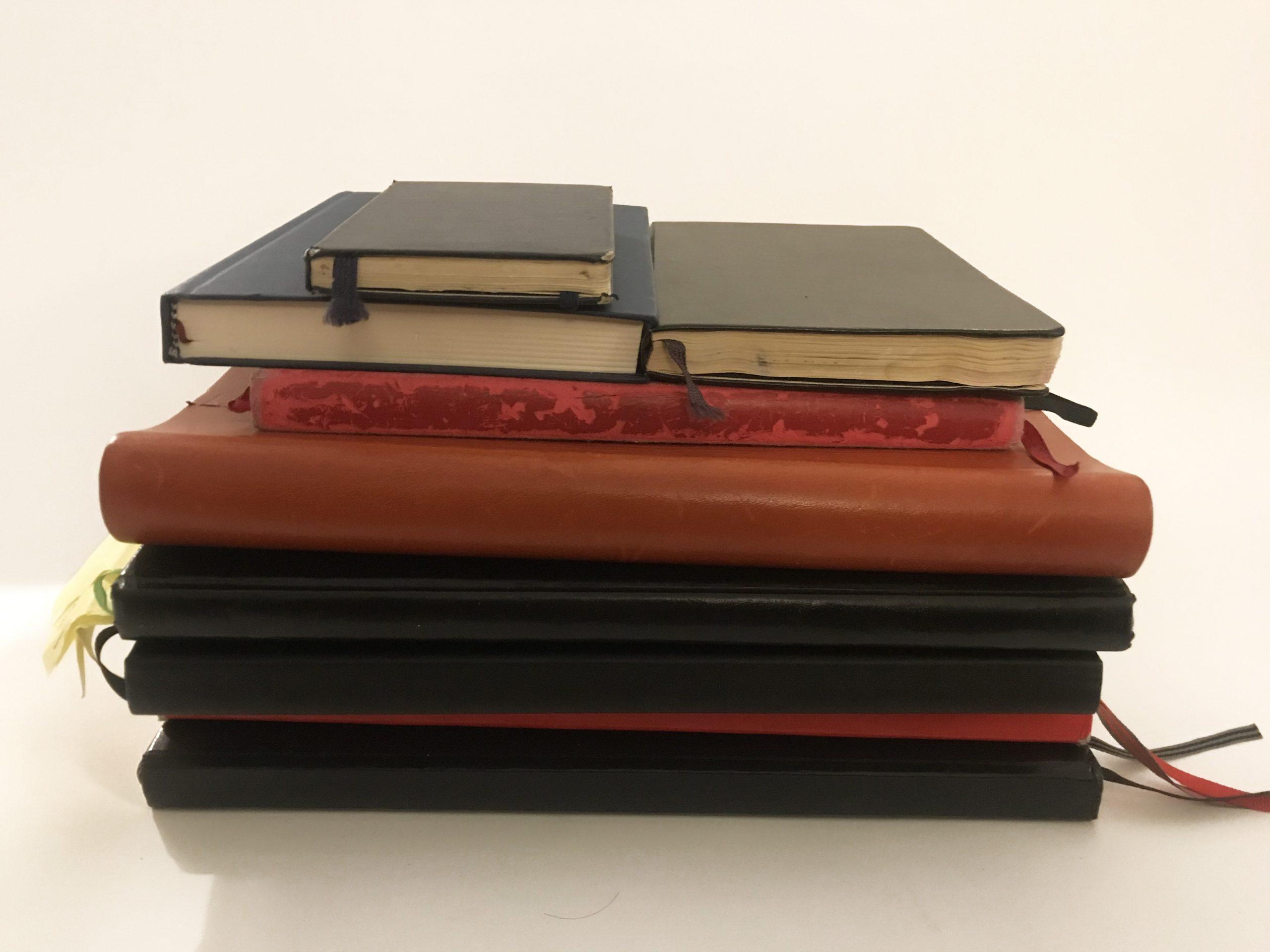 My sketchbooks
