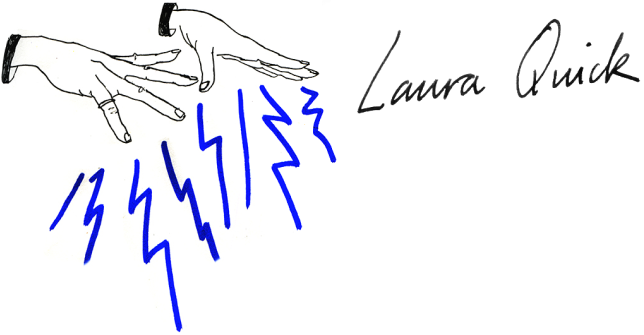 Laura Quick Logo