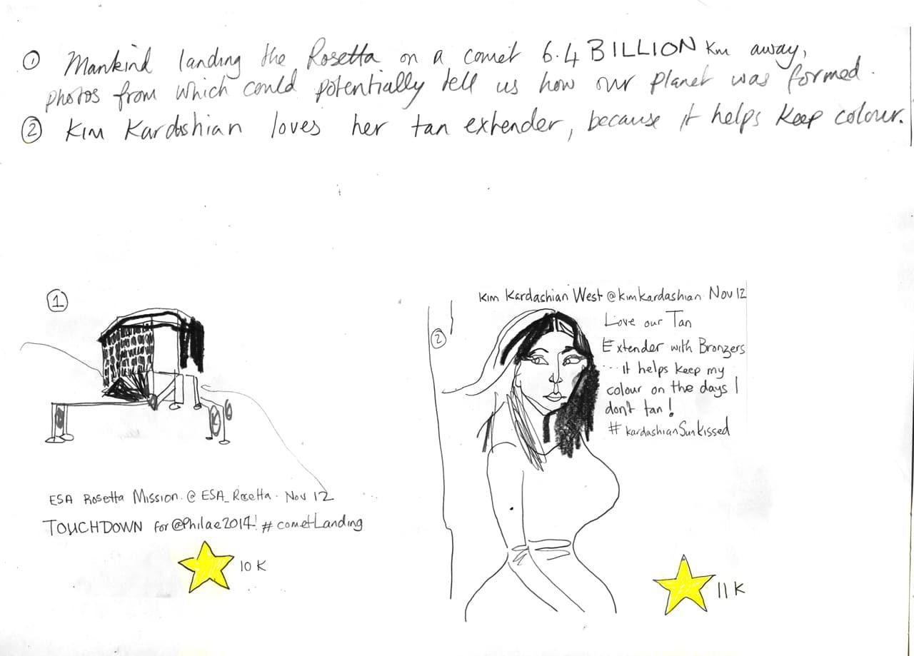 Kardashian v Rosetta