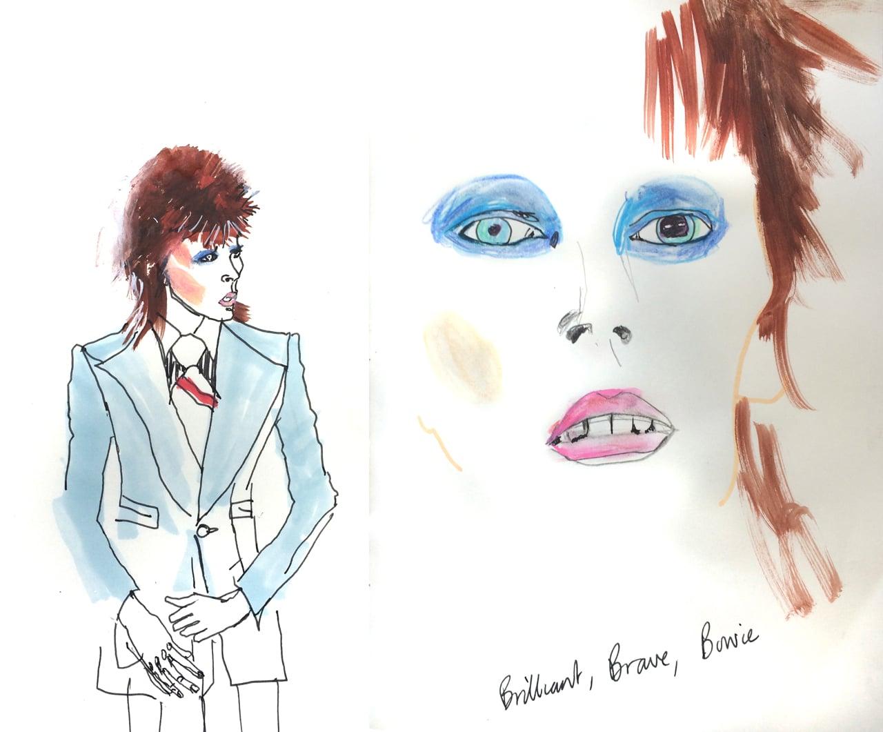 Brilliant, Brave, Bowie