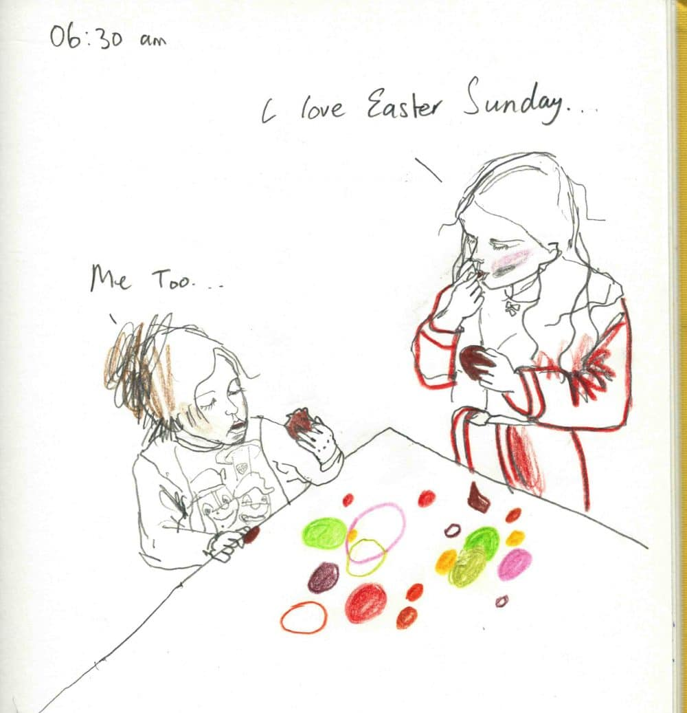 Easter Sunday: Through The Eyes of A Child