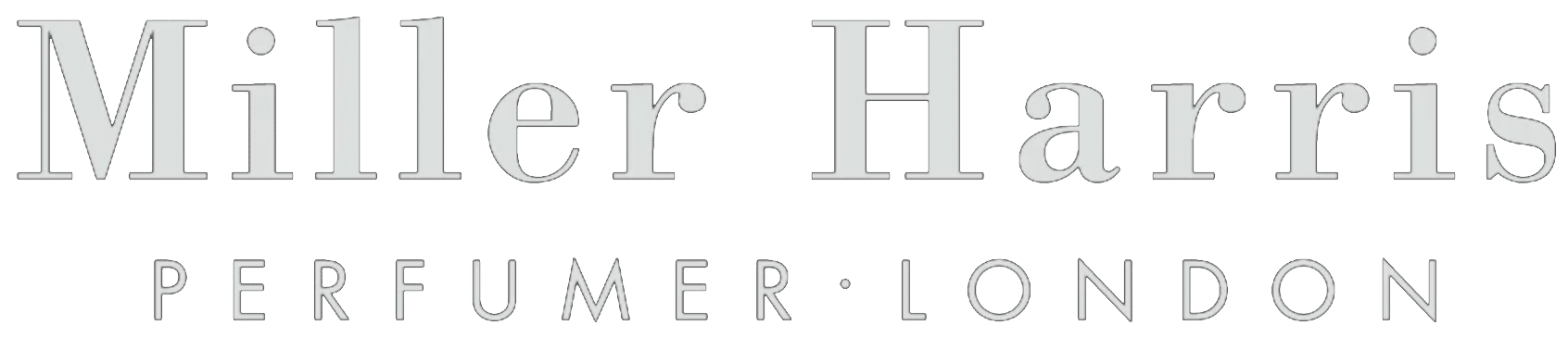 Miller Harris Logo White