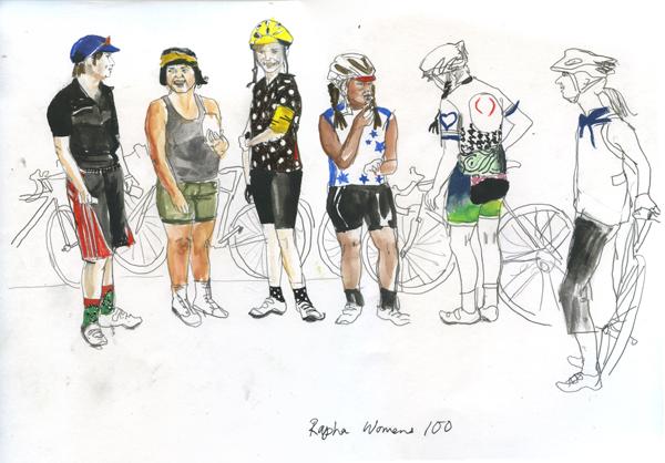 Rapha Women's 100