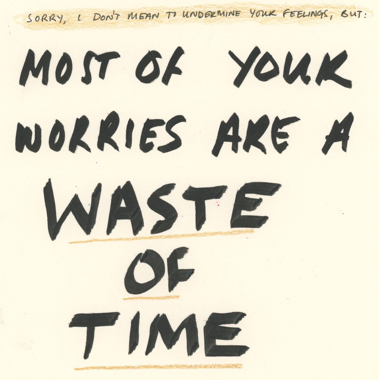 Your Worries